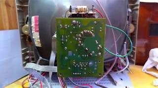 Телевизор для дачи. Ремонт VESTEL, 11AK19. Часть №1.