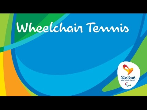 Rio 2016 Paralympic Games   Wheelchair Tennis Day 5   LIVE