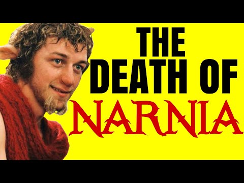 The Slow Death of The Chronicles of Narnia Franchise