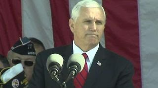 Pence opens up about his father's military service, From YouTubeVideos