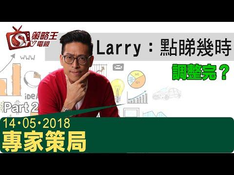 專家策局part2-李鴻彥-Larry:點睇幾時調整完?-2019年5月14日