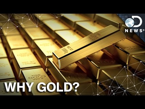 Why Is Gold The Perfect Element For Currency?