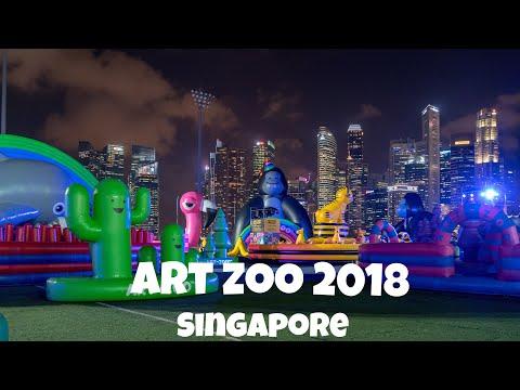 Art Zoo 2018 - Singapore