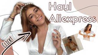 Haul aliexpress ???????????? try on