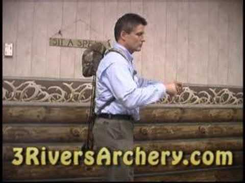 3Rivers Archery Demonstrates the Cat Quiver