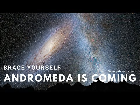 🌌 Andromeda Galaxy Facts, Distance From Earth, Size, Collision, Diameter, Radius - Beauty Above Us