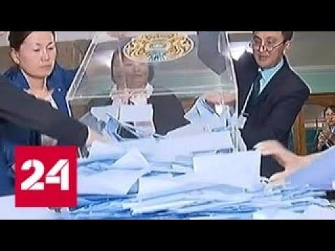 Смотреть фото На выборах в Казахстане лидирует Касым-Жомарт Токаев - Россия 24 новости Россия
