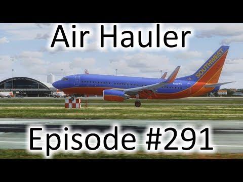 FSX | Air Hauler Ep. #291 - Rio de Janeiro to Fortaleza | 737-700