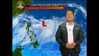 Weather update as of 11:30 p.m. (July 17, 2018)