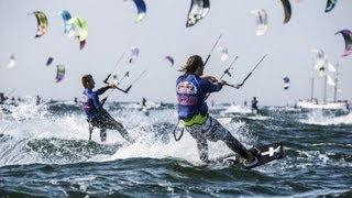 The Longest Kitesurf Race in the World - Red Bull Coast 2 Coast