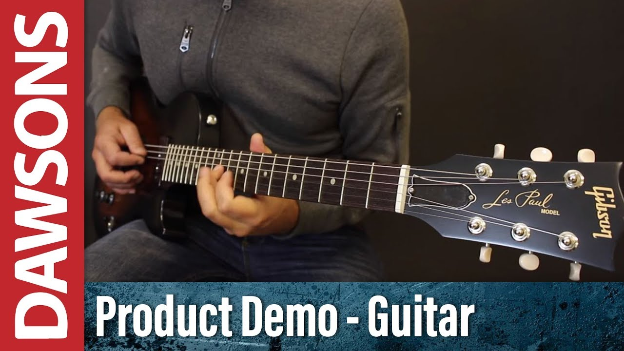 Gibson Les Paul Junior Single Coil Review Youtube