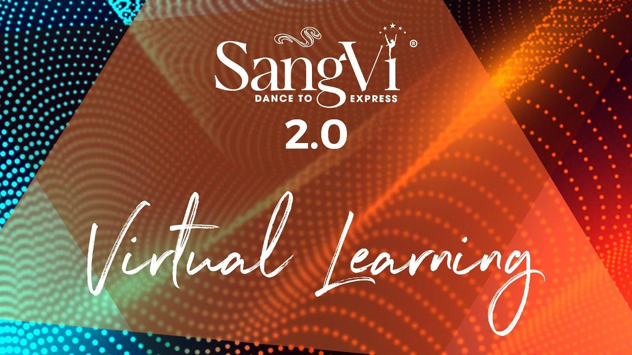 Virtual Dance Classes with SangVi | Via Zoom App | Learn Online | Kids | Teens | Adults | Homemakers