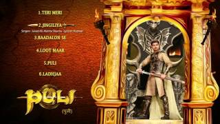 Puli (Hindi) - Juke Box | Vijay | Devi Sri Prasad