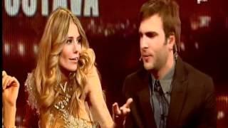 Rada Manojlovic & Slavica Cukteras - Intervju - Vecernja TV dostava - (TV Prva 27.03.2012.)
