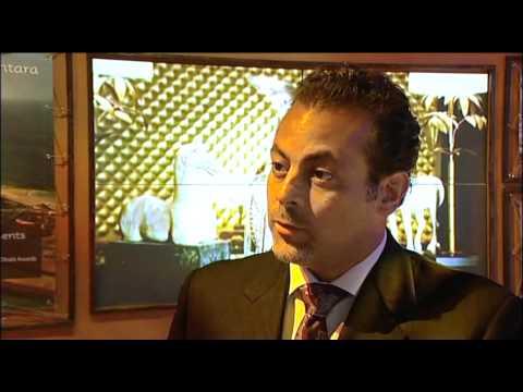 George Chakar, Communications Manager (Western Region), TDIC, Abu Dhabi @ ATM 2011
