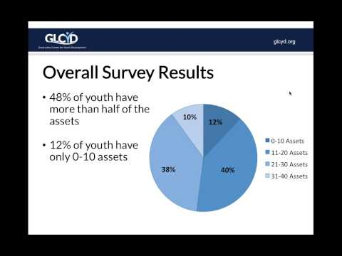 2014 Marquette Alger Youth Asset Report Presentation