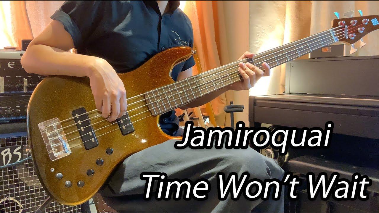 Jamiroquai - Time Won't Wait (Bass Cover)