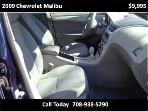 2009 Chevrolet Malibu Used Cars Chicago IL
