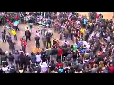 جمعة دعم  الجيش الحر درعا البلد ج4   13 1 2012