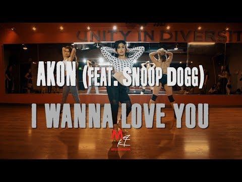 I Wanna Love You | Akon | Brinn Nicole Choreography