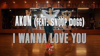 I Wanna Love You | Akon | Brinn Nicole Choreography | PUMPFIDENCE