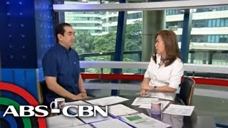 FULL INTERVIEW: Andres Bautista answers unexplained wealth allegations
