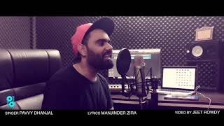 New Punjabi song studio recording