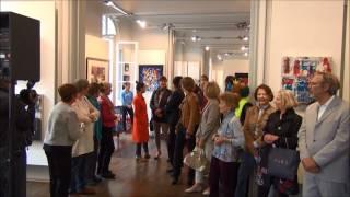 Vernissage mit dem Pop Art Duo Guldenstern und einer Marilyn Show mit live dargebotenen Monroe Hits