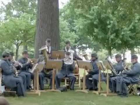 The 26th North Carolina Regimental Band Civil War Music