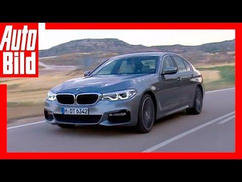 BMW 5er - Luxus in der Oberklasse (2017)