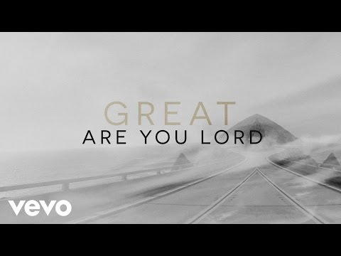 one sonic society - Great Are You Lord