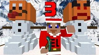 [EL] DO YOU WANNA BUILD A SNOWMAN?| Adventure Calendar - 03 (Custom Map MineCraft ITA)