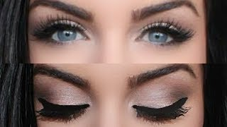 Neutral Smokey Eye ♥ Ft. Naked Palette