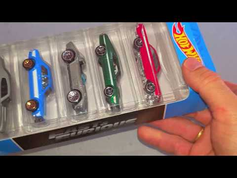 Hot Wheels | Pack Fast&Furious