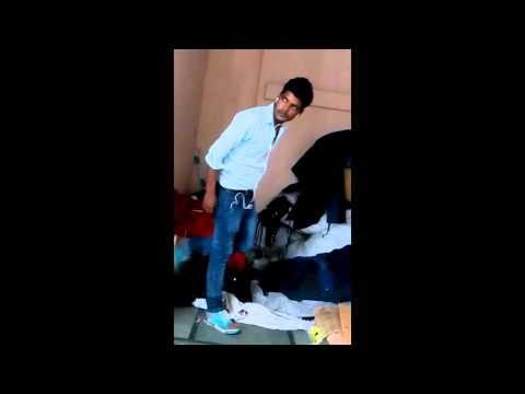 New Jabra Fan Dance by rahul singh