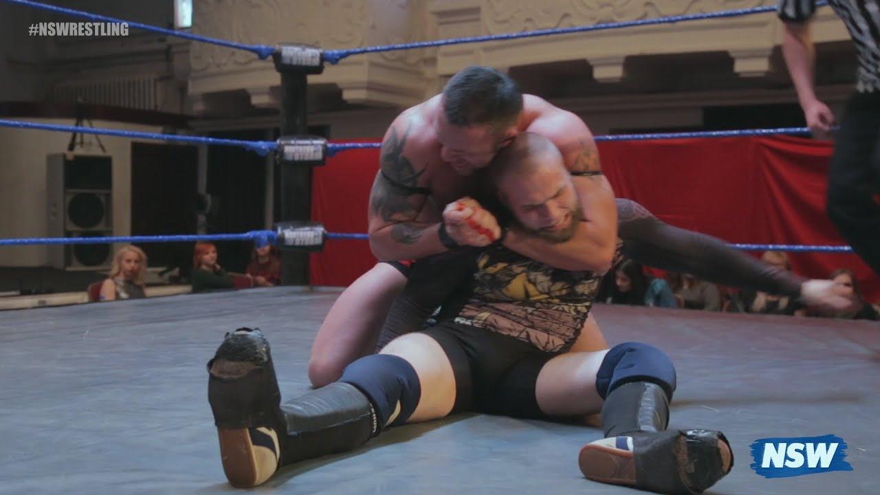 Ivan vs maxim wrestling