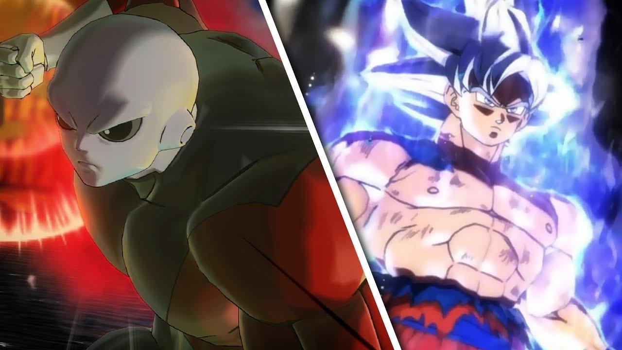 Mastered ultra instinct goku jiren are too overpowered dragon ball xenoverse 2 dlc 6 gameplay