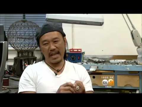 KCBS News / Talking pearl!