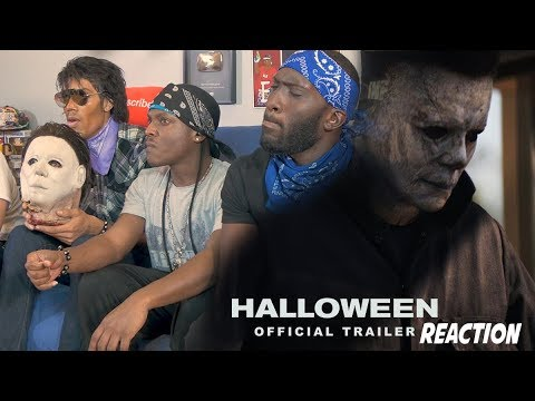 Halloween Official Trailer Reaction