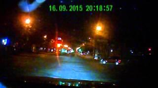 Авария на Грязнова в Запорожье 16.09.2015(, 2015-09-20T06:24:42.000Z)