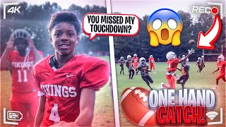 Download I MISSED MY BROTHER'S TOUCHDOWN BUT THEY GOT THEIR 1ST WIN OF THE SEASON!