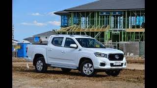 LDV T60 MY 2017 - Dual cab ute now on Aussie Roads