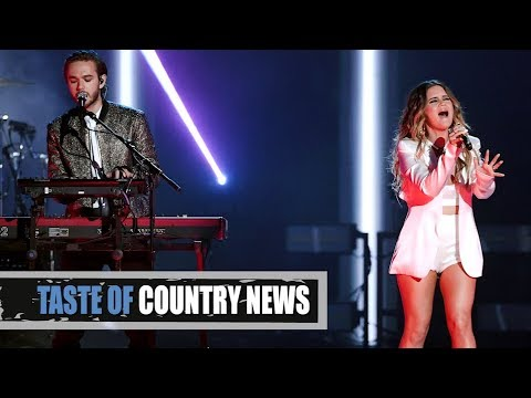 "Maren Morris, Zedd Slay ""The Middle"" at Billboard Awards"