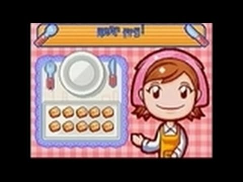 Cooking Mama Nintendo DS Gameplay - Fried Chicken