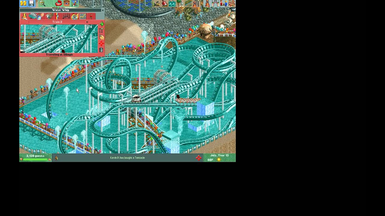 My RCT2 Contest Entry:
