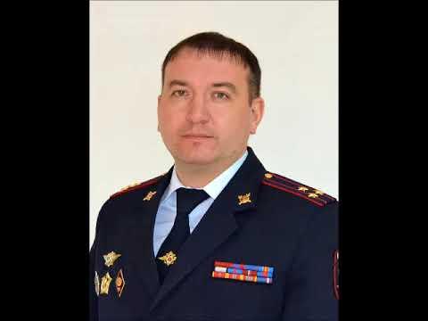 ДУРКОВАТЫЙ начальник  отдела полиции \