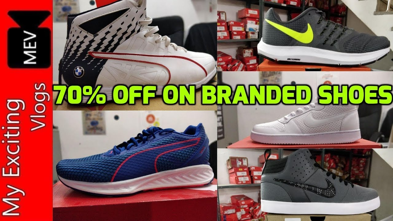 BUY BRANDED SHOES FROM WAREHOUSE (BMW, FERRARI, NIKE AIRFORCE SHOES) ,  KALKAJI, NEW DELHI.