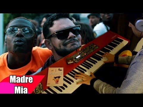Sadek - Madre Mia feat. Ninho ( Piano Cover) - YouTube