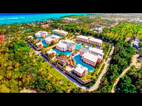 Grand Palladium Hotels in Punta Cana, Dominican Republic -  Pools and Beaches