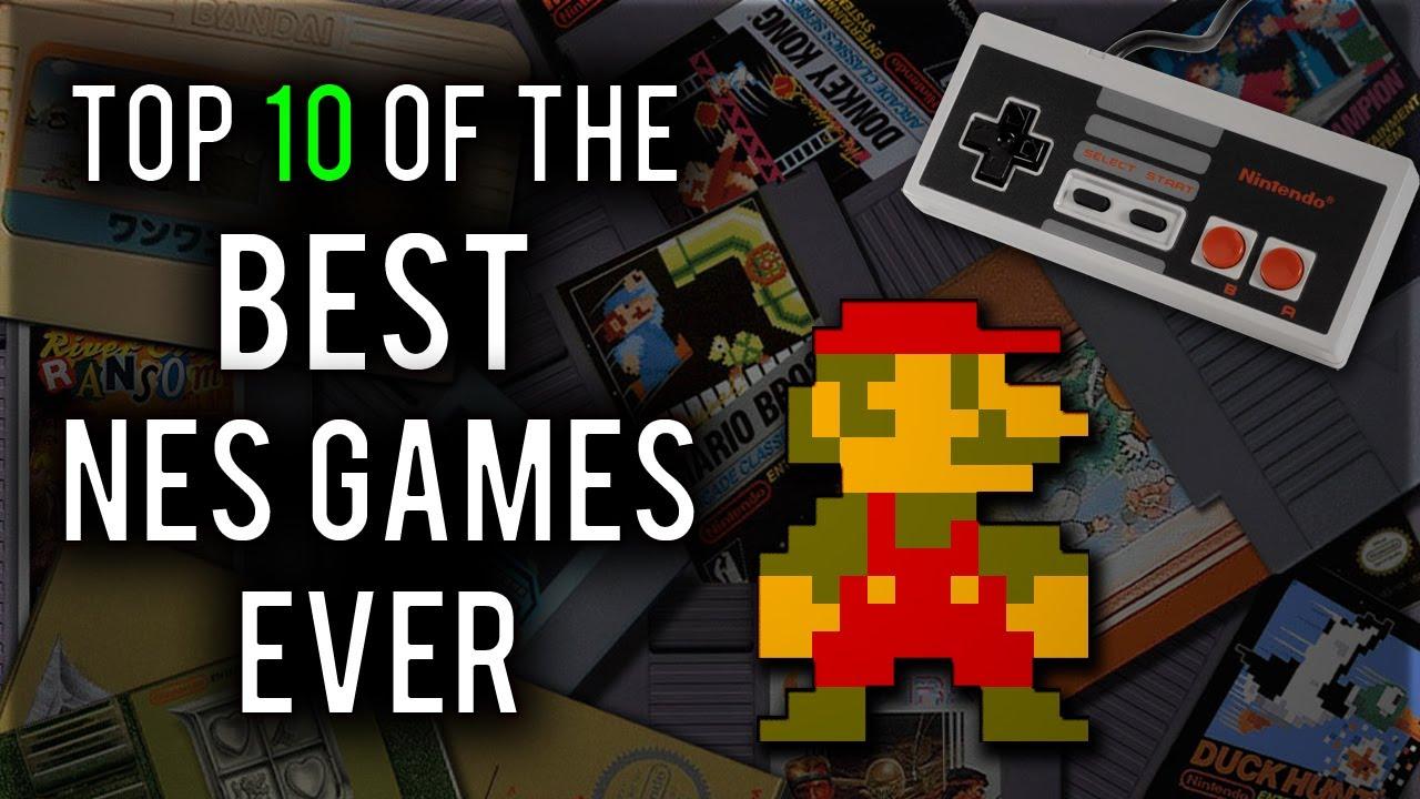 Top 10 Best NES Games Ever - YouTube